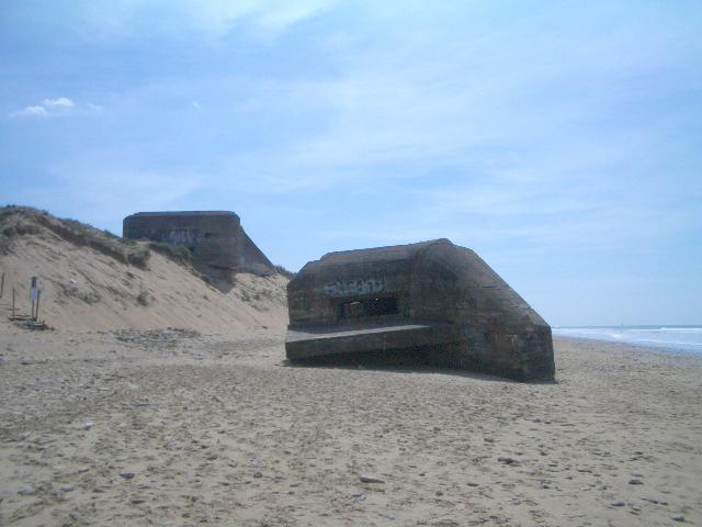 Bunker olonne sur mer for Piscine des chirons olonne sur mer